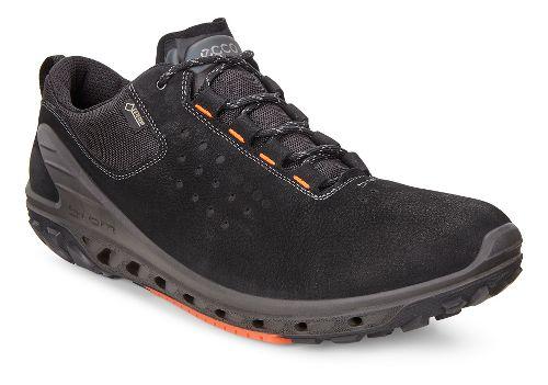 Mens Ecco Biom Venture GTX Tie Casual Shoe - Black 40