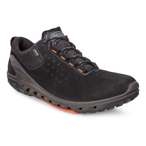 Mens Ecco Biom Venture GTX Tie Casual Shoe - Black 46