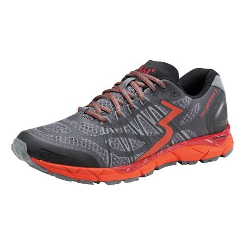 Mens 361 Degrees Ortega 2 Trail Running Shoe - Castlerock/Raft 10.5