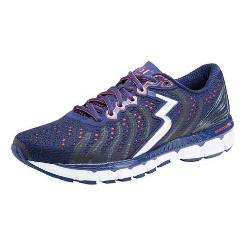 Mens 361 Degrees Stratomic Running Shoe - Blueprint/Raft 9.5