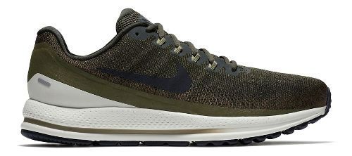 Mens Nike Air Zoom Vomero 13 Running Shoe - Olive 8.5