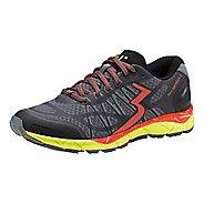 Womens 361 Degrees Ortega 2 Trail Running Shoe - Castlerock/Raft 10.5
