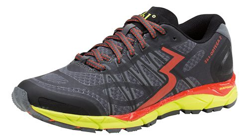 Womens 361 Degrees Ortega 2 Trail Running Shoe - Castlerock/Raft 10.5
