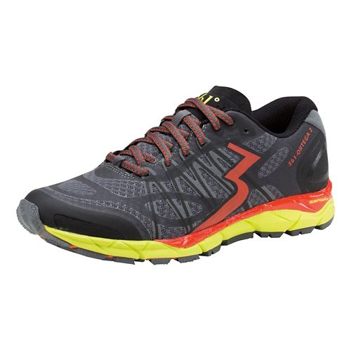 Womens 361 Degrees Ortega 2 Trail Running Shoe - Castlerock/Raft 10