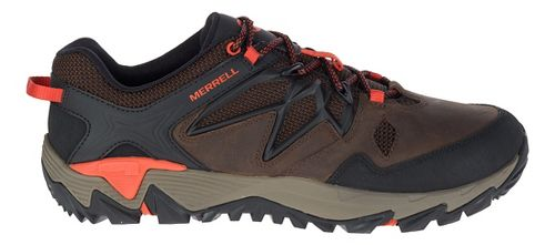 Mens Merrell All Out Blaze 2 Hiking Shoe - Clay 8