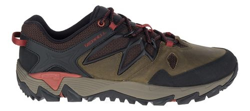 Mens Merrell All Out Blaze 2 Hiking Shoe - Dark Olive 7