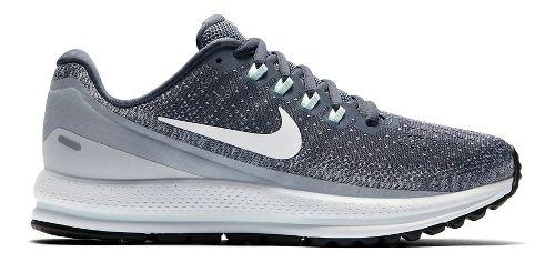 Womens Nike Air Zoom Vomero 13 Running Shoe - Carbon 9.5