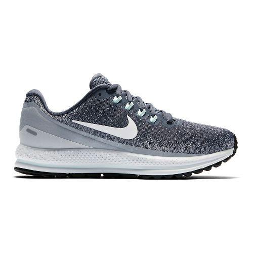 Womens Nike Air Zoom Vomero 13 Running Shoe - Carbon 12