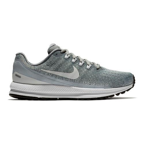 Womens Nike Air Zoom Vomero 13 Running Shoe - Grey 7.5