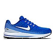 Womens Nike Air Zoom Vomero 13 Running Shoe - Blue 6
