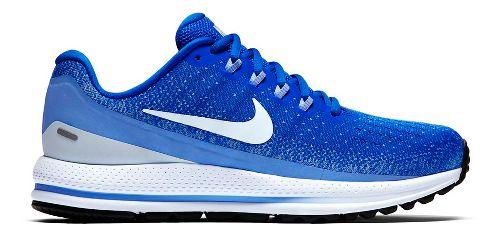 Womens Nike Air Zoom Vomero 13 Running Shoe - Blue 12