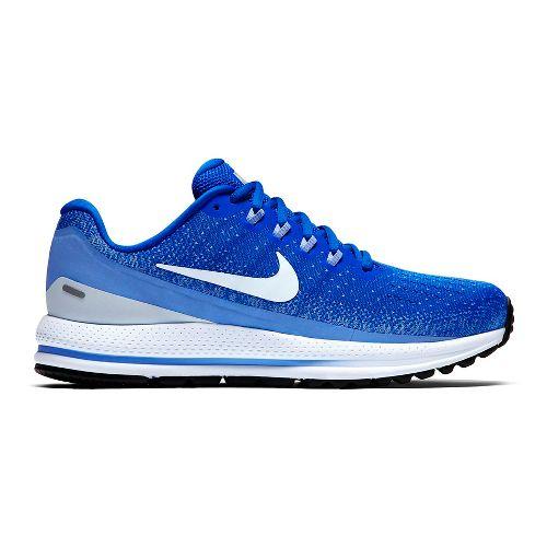 Womens Nike Air Zoom Vomero 13 Running Shoe - Blue 11