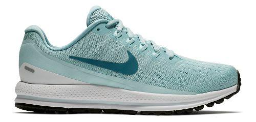 Womens Nike Air Zoom Vomero 13 Running Shoe - Ocean/Aqua 6.5