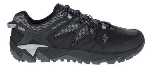 Mens Merrell All Out Blaze 2 Waterproof Hiking Shoe - Black 8.5