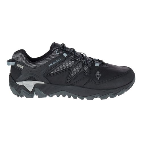 Mens Merrell All Out Blaze 2 Waterproof Hiking Shoe - Black 9.5