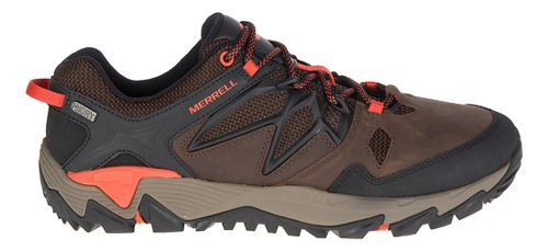 Mens Merrell All Out Blaze 2 Waterproof Hiking Shoe - Clay 8.5