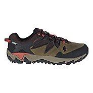 Mens Merrell All Out Blaze 2 Waterproof Hiking Shoe - Dark Olive 9