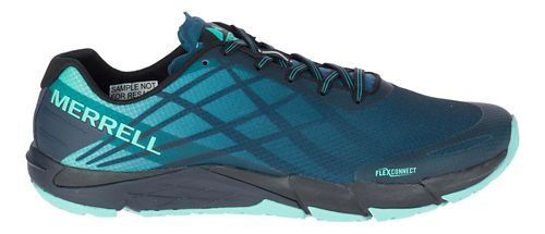 Mens Merrell Bare Access Flex Running Shoe - Legion Blue 9