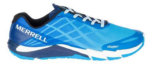 Mens Merrell Bare Access Flex Running Shoe - Cyan 14