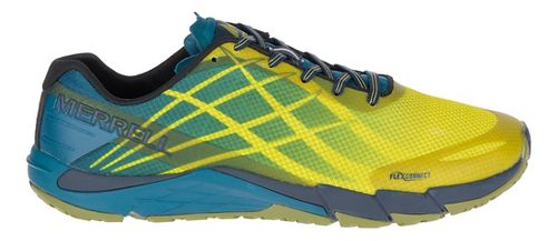 Mens Merrell Bare Access Flex Running Shoe - Citronelle 9.5