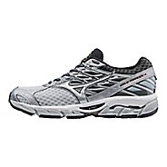 Mens Mizuno Wave Paradox 4 Running Shoe - Light Grey/Silver 9.5
