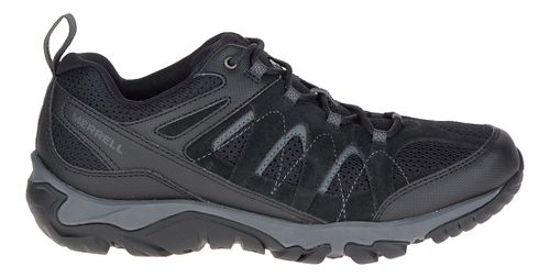 Mens Merrell Outmost Vent Hiking Shoe - Black 14