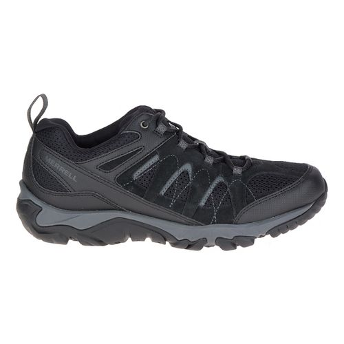 Mens Merrell Outmost Vent Hiking Shoe - Black 11.5
