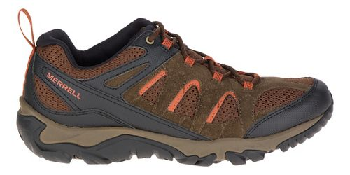 Mens Merrell Outmost Vent Hiking Shoe - Slate Black 7.5