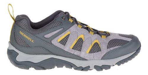 Mens Merrell Outmost Vent Hiking Shoe - Frost Grey 15