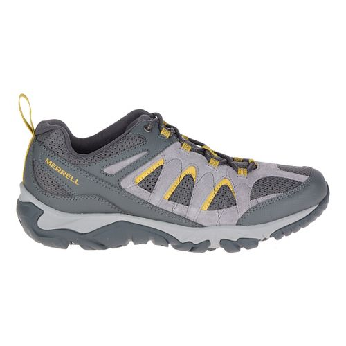 Mens Merrell Outmost Vent Hiking Shoe - Frost Grey 8.5