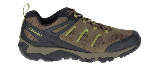 Mens Merrell Outmost Vent Hiking Shoe - Boulder 9