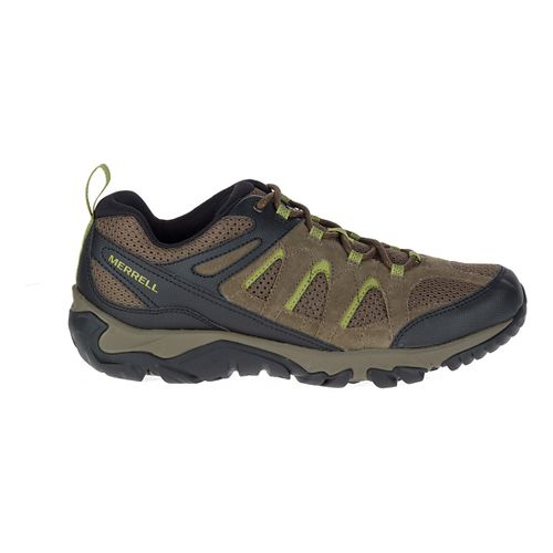 Mens Merrell Outmost Vent Hiking Shoe - Boulder 15