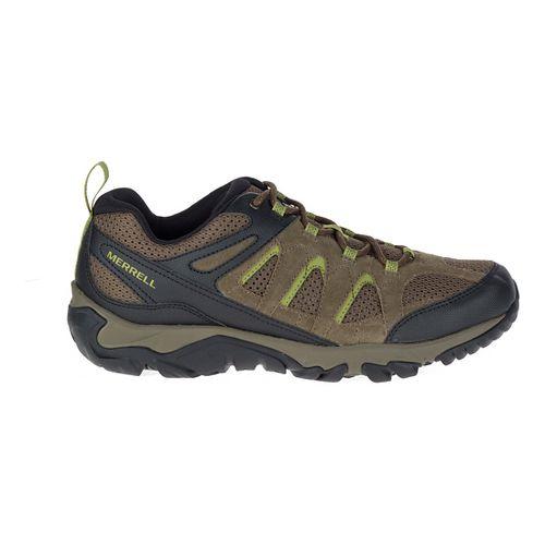 Mens Merrell Outmost Vent Hiking Shoe - Boulder 7