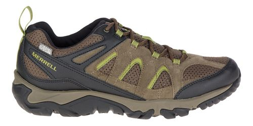 Mens Merrell Outmost Vent Waterproof Hiking Shoe - Boulder 7.5