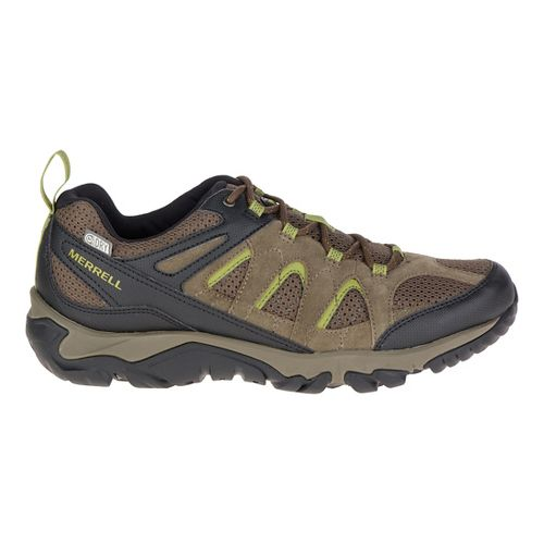 Mens Merrell Outmost Vent Waterproof Hiking Shoe - Boulder 15