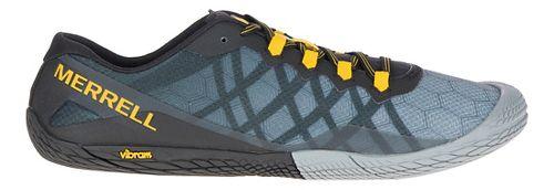 Mens Merrell Vapor Glove 3 Trail Running Shoe - Dark Grey 7