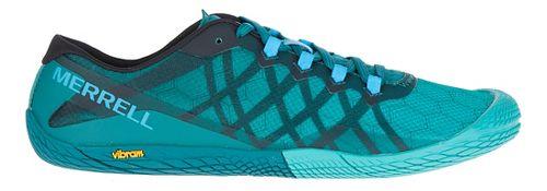 Mens Merrell Vapor Glove 3 Trail Running Shoe - Shaded Spruce 8