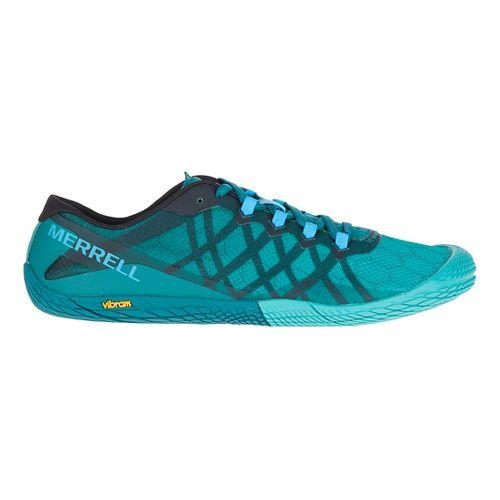 Mens Merrell Vapor Glove 3 Trail Running Shoe - Shaded Spruce 12