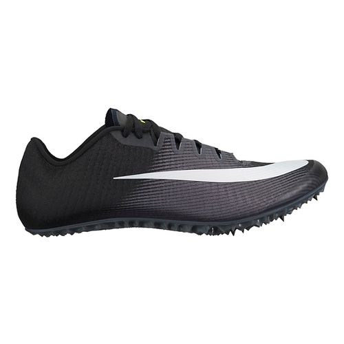 Nike Zoom JA Fly 3 Track and Field Shoe - Black/White 6