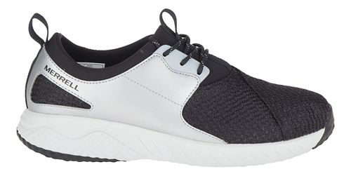 Womens Merrell 1SIX8 Lace AC+ Casual Shoe - Black 6