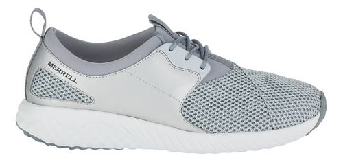 Womens Merrell 1SIX8 Lace AC+ Casual Shoe - Grey 8.5