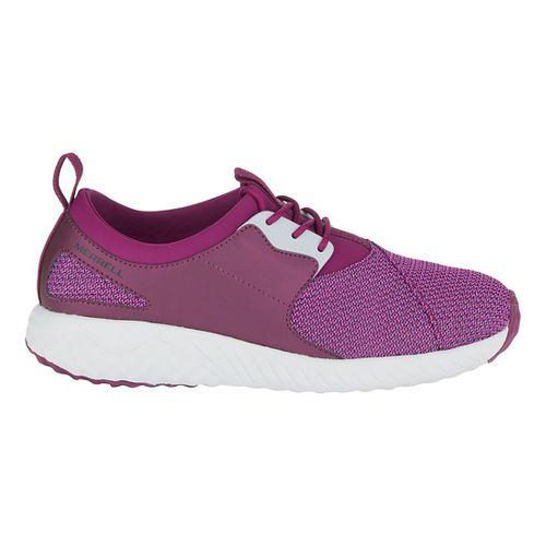 Womens Merrell 1SIX8 Lace AC+ Casual Shoe - Amarath 10