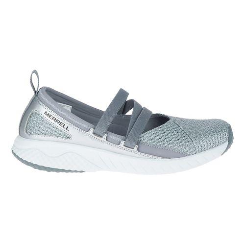 Womens Merrell 1SIX8 MJ AC+ Casual Shoe - Grey 10.5
