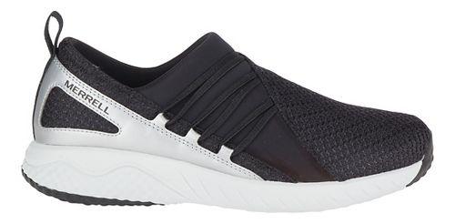 Womens Merrell 1SIX8 Moc AC+ Casual Shoe - Black 7.5