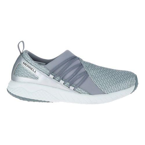 Womens Merrell 1SIX8 Moc AC+ Casual Shoe - Grey 10
