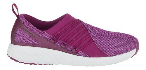 Womens Merrell 1SIX8 Moc AC+ Casual Shoe - Amaranth 5.5