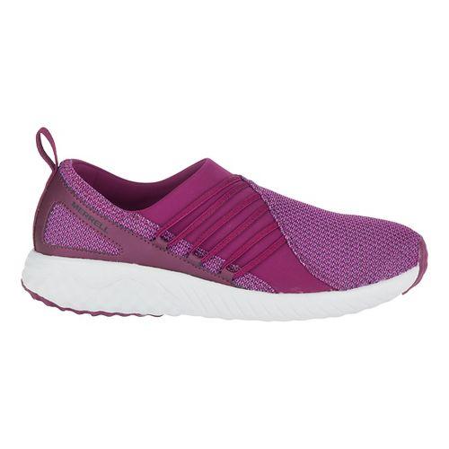 Womens Merrell 1SIX8 Moc AC+ Casual Shoe - Amaranth 6.5