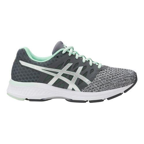 Womens ASICS GEL-Exalt 4 Running Shoe - Gret/Mint 9.5