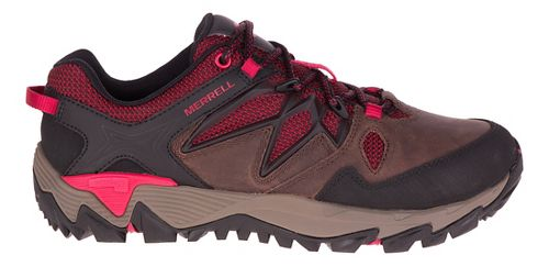 Womens Merrell All Out Blaze 2 Hiking Shoe - Cinnamon 6