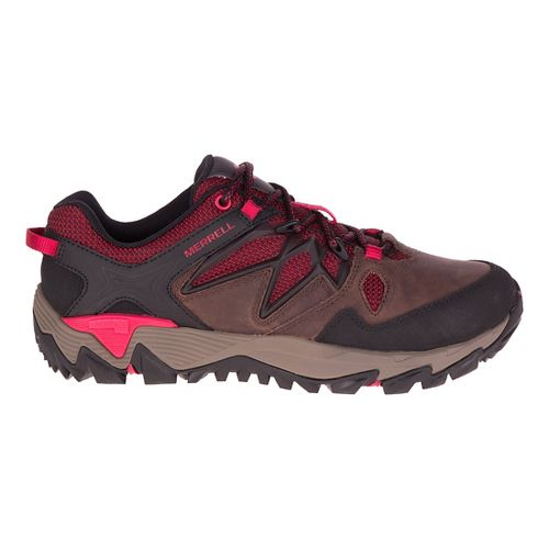 Womens Merrell All Out Blaze 2 Hiking Shoe - Cinnamon 9